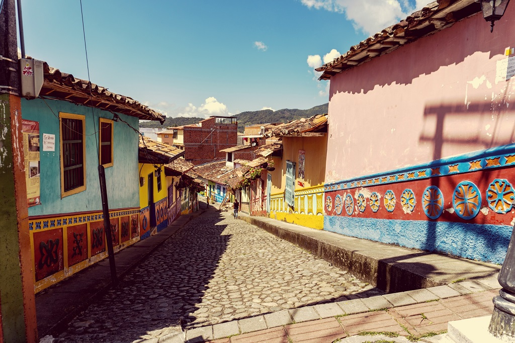 Colombian town